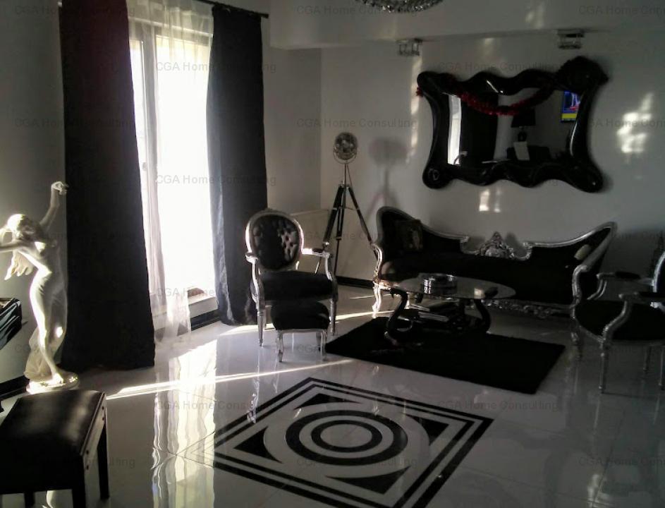 Penthouse  LUX de vanzare , lift pana in apartament, zona Bucurestii Noi