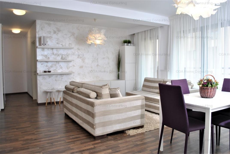 Apartament de vanzare aproape de AFI, 3 camere terasa de 90 mp zona Grozavesti