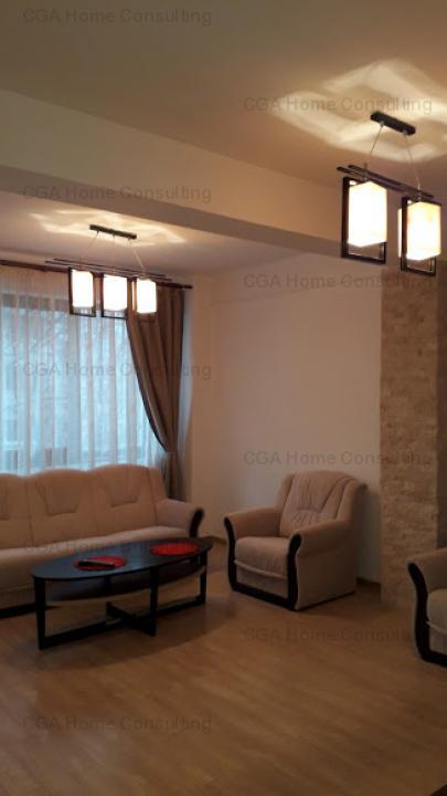 Apartament nou, de vanzare 3 camere zona Domenii