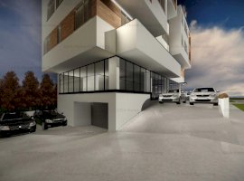 Studio de vanzare, terasa 9 mp, ROOA RESIDENCE, zona STRAULESTI