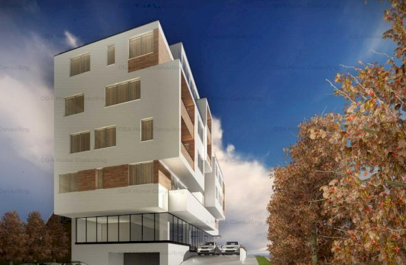Apartament tip penthouse de 174 MPC, ROOA RESIDENCE- STRAULESTI, COMISION 0
