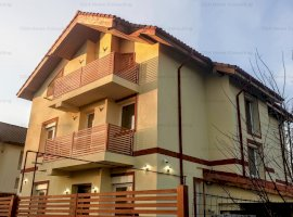 167000 Euro, vila de vanzare 6 camere, 255 mp utili, padurea Snagov