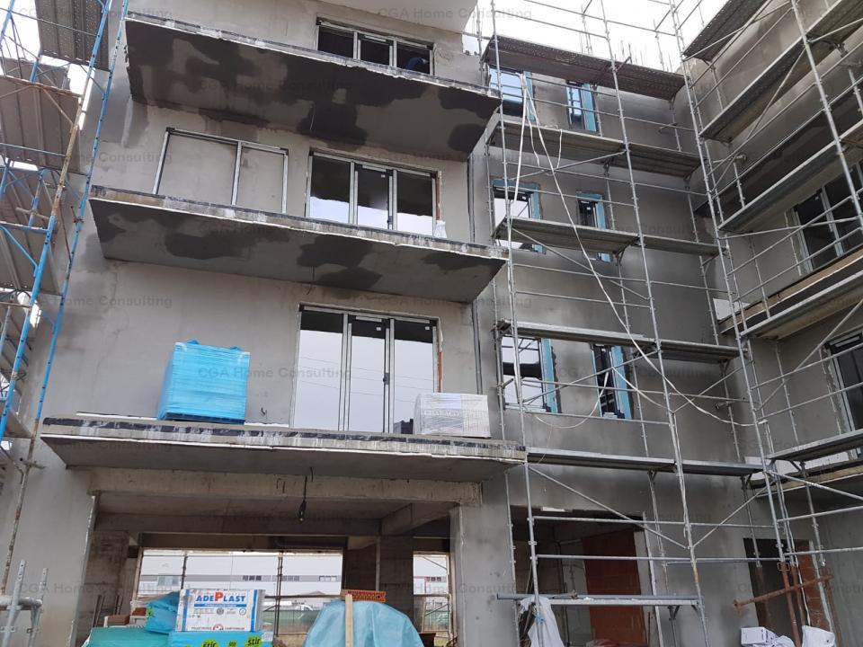 Apartament 2 camere de vanzare, 86 MPC, KEY Residence, Pipera, 1 loc de parcare