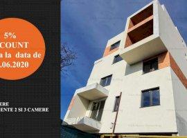 Apartament 3 camere de 83 MPC ,  5% DISCOUNT, AVANTAJ CLIENT 4350 EURO