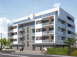 Apartament 3 camere,70mp utili,balcon 13 mp,0% COMISION,Concept Residence Pipera,OMV Pi