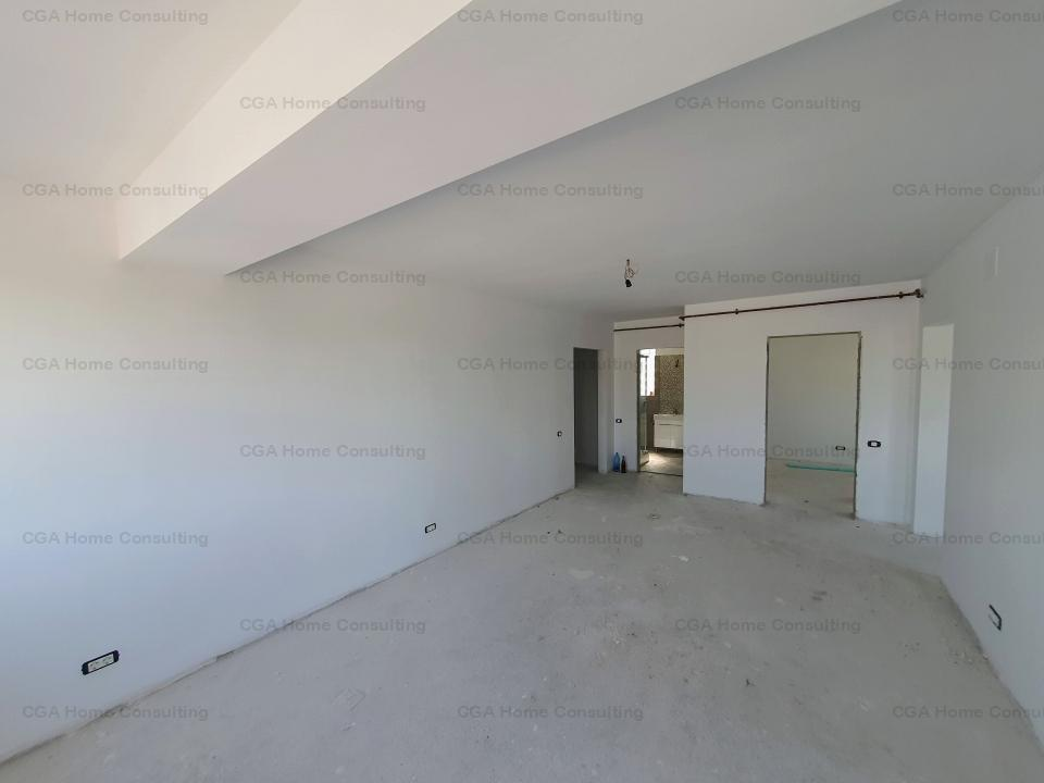 Apartament 2 camere de 70 MPC, 1 loc parcare inclus in pret, zona Straulesti