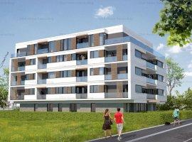 Apartament 2 camere, 56 mp utili, terase 12 mp, Cocept Residence Pipera, OMV Pipera