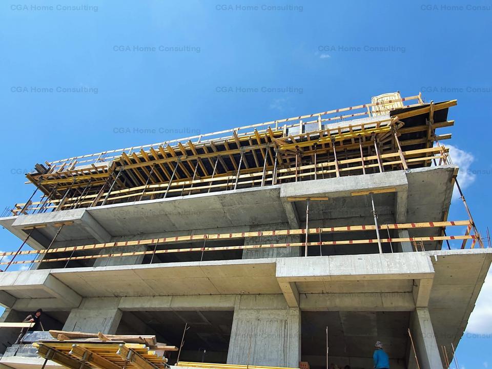 Apartament 3 camere,81 mp utili,balcon 8 mp,0% COMISION,Concept Residence Pipera