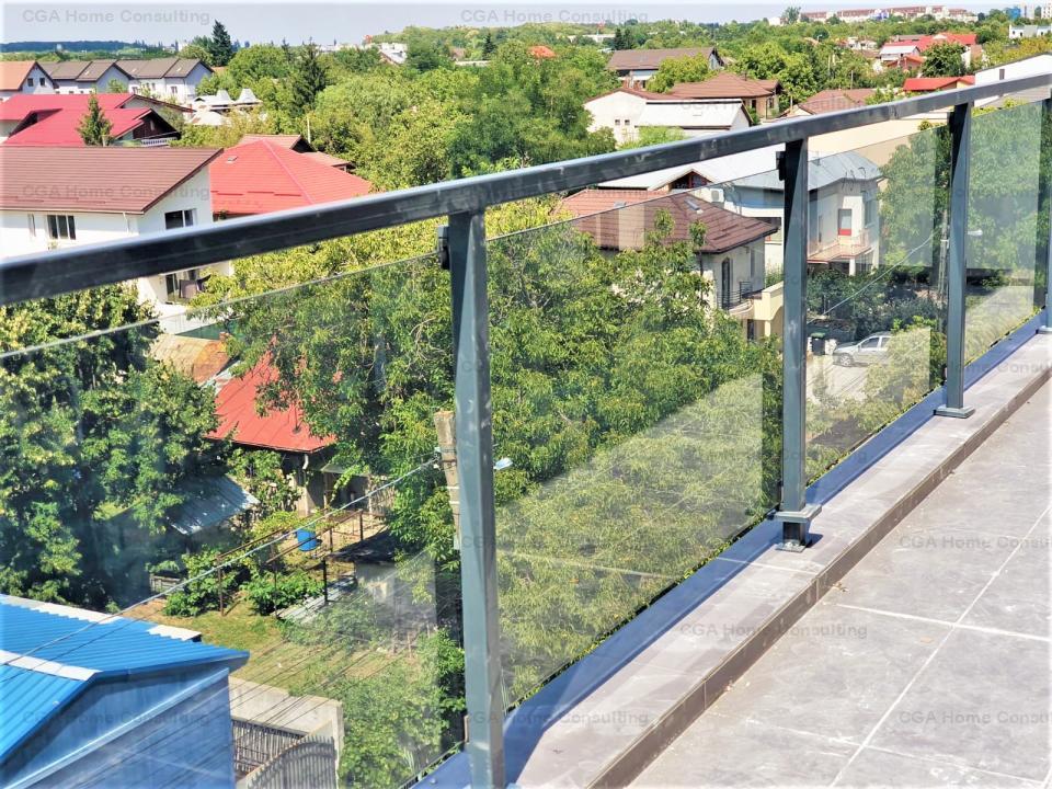 Apartament 2 camere de 64 MPC,1 loc parcare inclus in pret, zona Straulesti