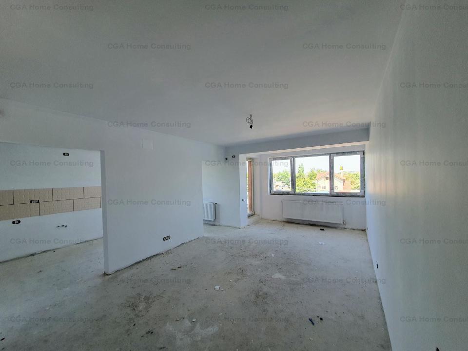 Apartament 2 camere 76 MPC,  zona Straulesti