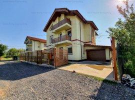 Casa de vanzare 350 mpc, 457 mp teren, mobilata, utilata la cheie, Gruiu,Snagov