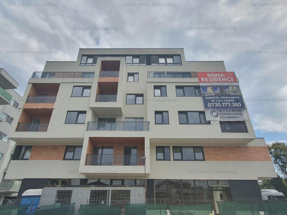 Apartament 2 camere de vanzare, 70 MPC, PRET 74.800 EURO+TVA, DIRECT DEZVOLTATOR