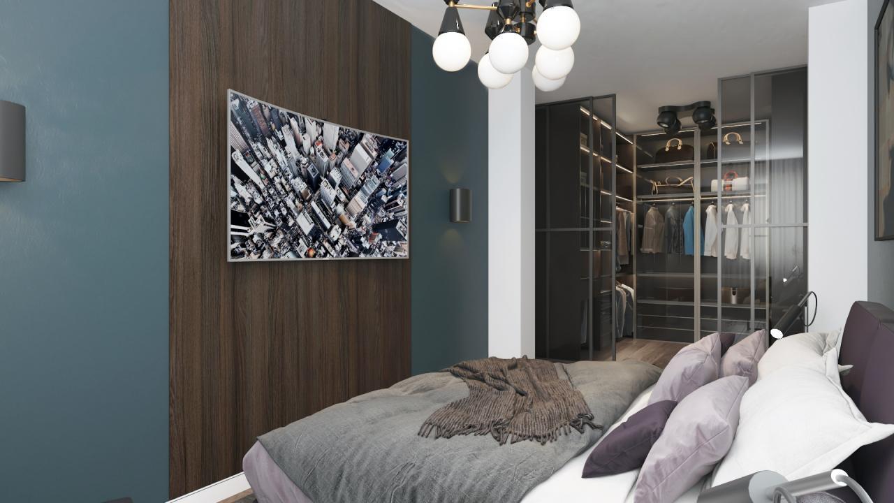 Apartament 2 camere de vanzare-83 mp utili-0% COMISION-Ivory Residence Pipera