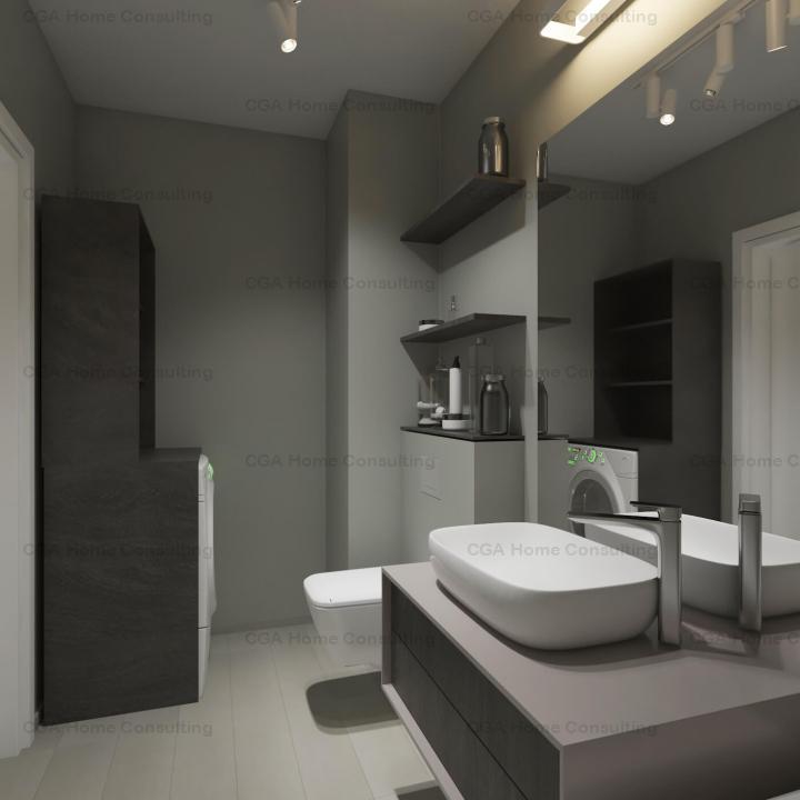 Apartament 2 camere, 83 mp utili -- Ivory Residence Pipera
