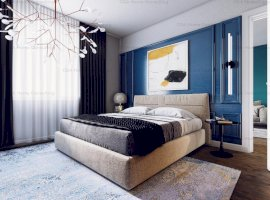 Apartament 2 camere de vanzare-63 mp utili+balcon 23 mp-Ivory Residence