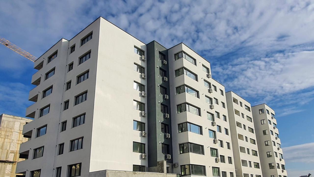 STUDIO etaj 1, decomandata, balcon 5mp doar la Ivory Residence Pipera