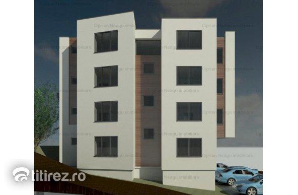 Apartamente in zona exclusivista ultracentrala Pitesti- proiect 2018-2019