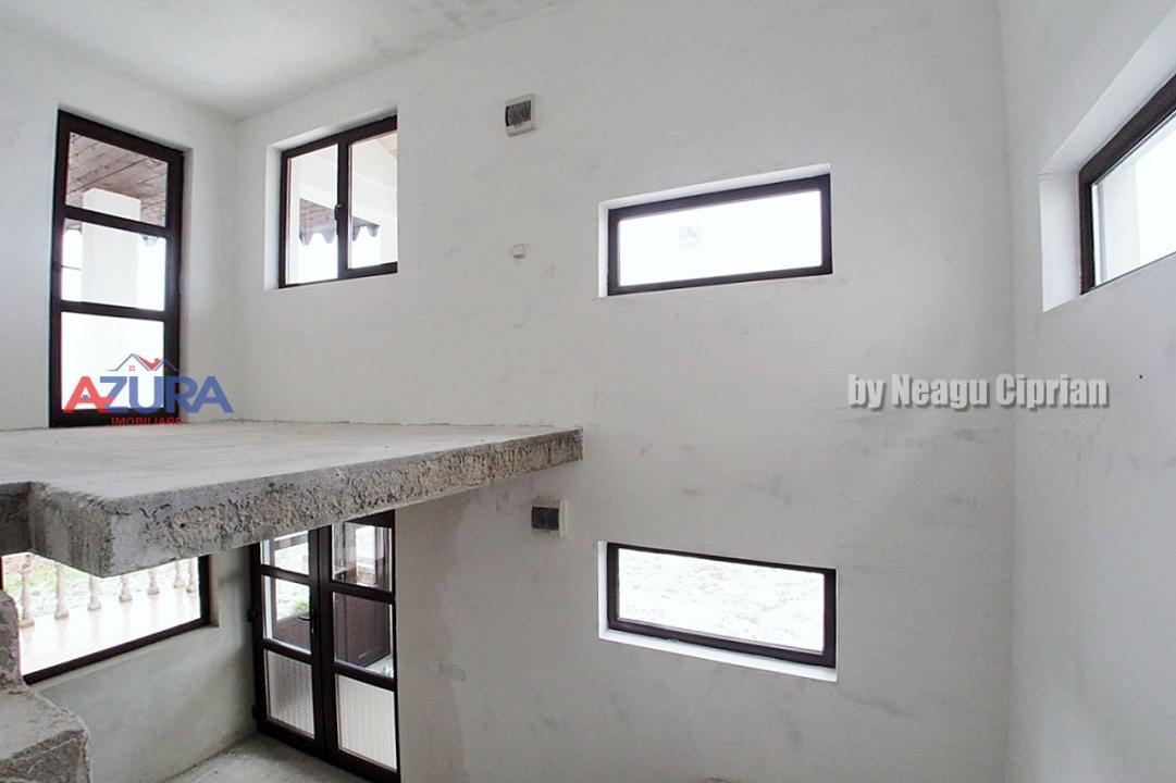 COMISION 0% - Casa cu proiect deosebit Bradu