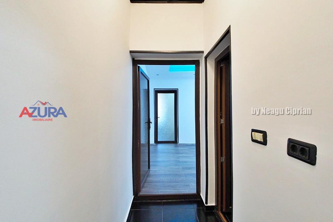 Vanzare apartament 3 camere, complet renovat, Oarja
