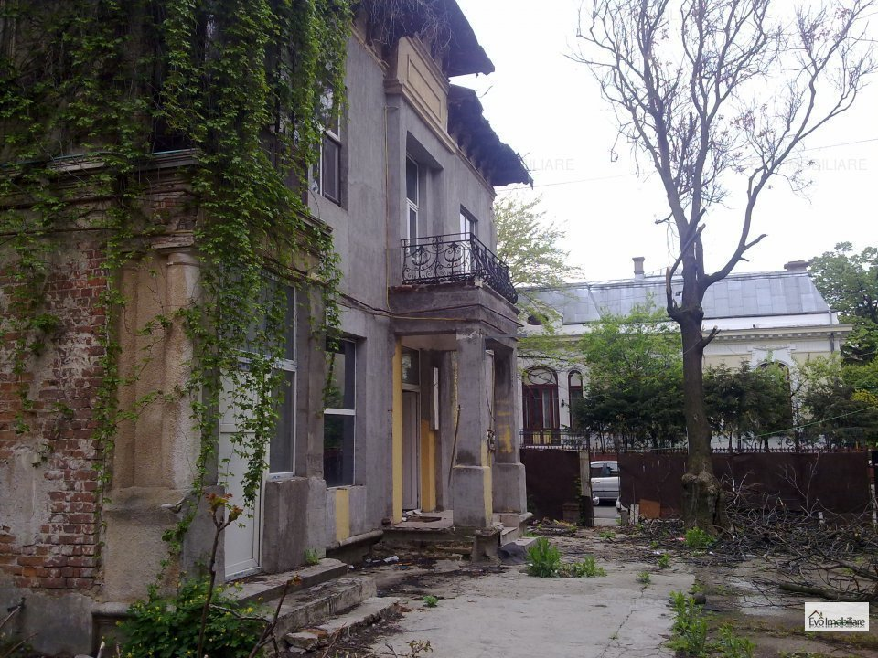 Casa- Gradina Icoanei - Piata Gemenii