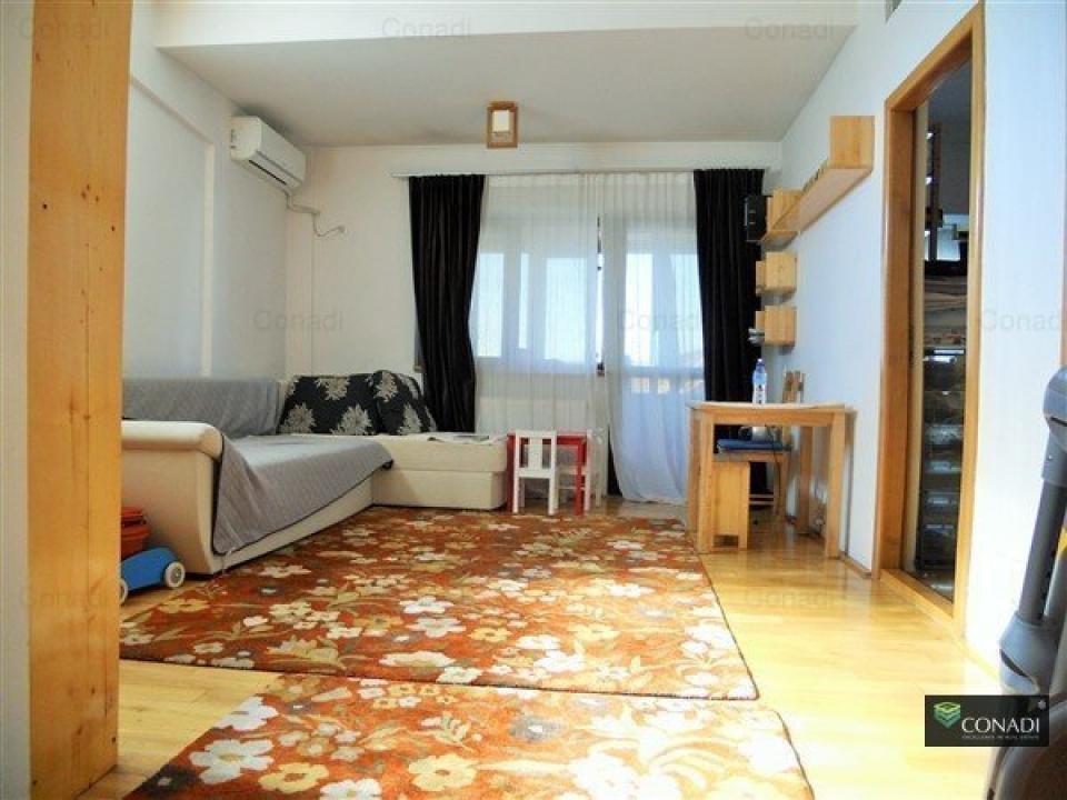 1 Mai/ Piata Domenii : apartament 5 sau 2 camere in imobil constructie 2011