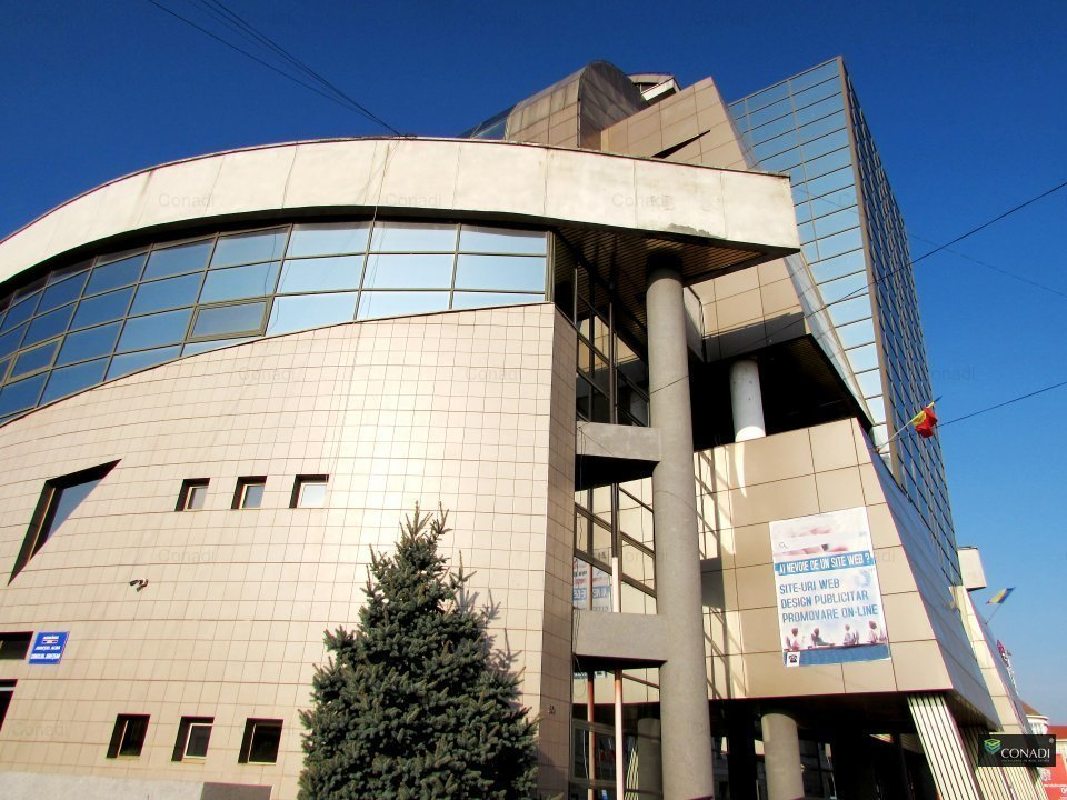Cladire de birouri in Alba Iulia, Piata I.C. Bratianu