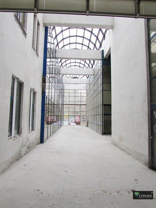 Cladire de birouri D+P+9, Brasov, ultracentral