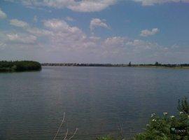 Buftea - Crevedia, teren cu deschidere catre lac