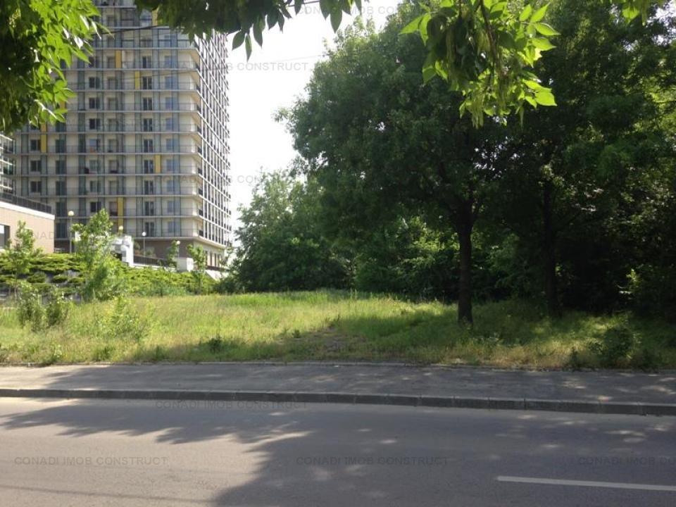 Vanzare terenpentru dezvoltare mixta Splaiul Unirii - Mihai Bravu - Calea Vacaresit