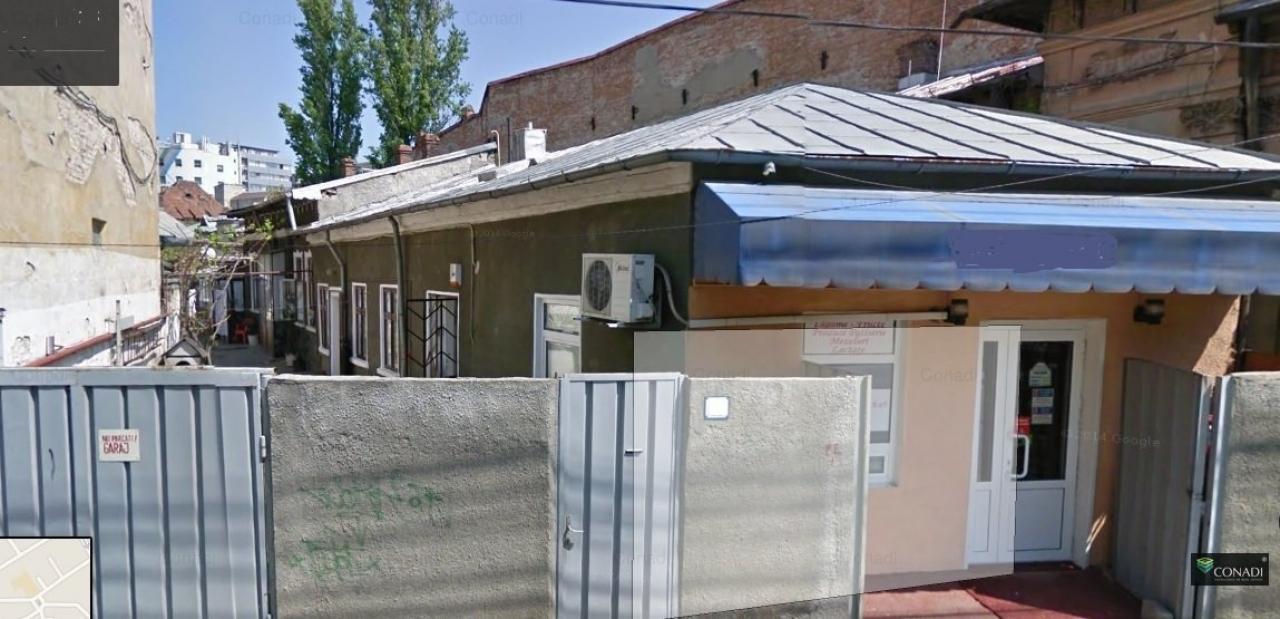 Teren cu casa in zona ultracentrala zona Occidentului - Pta Victoriei