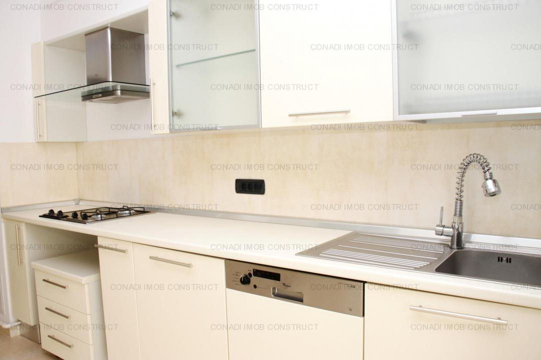 Primaverii - apartament generos, 160 mp utili, imobil 2007