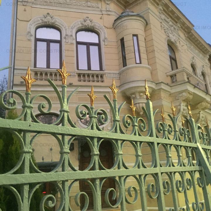 Piata Victoriei: vila eleganta de inchiriat/vanzare