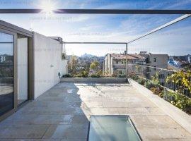 Penthouse Piata Victoriei: apartament deosebit, 5 camere