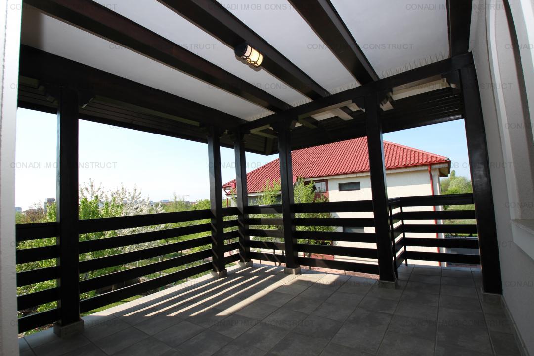 Vanzare Vila 5 Camere Pipera + Curte 580 mp