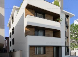 Apartament 2 camere in zona Herastrau in bloc boutique