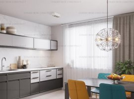 Apartament 2-3 camere in zona Herastrau in bloc boutique