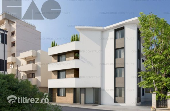Apartament 2-3 camere in zona Herastrau in bloc boutique