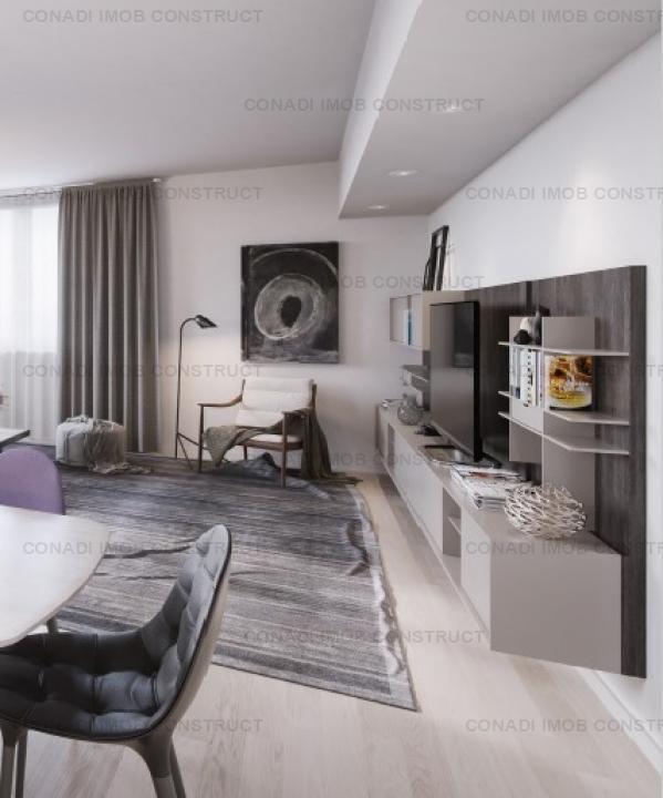 Apartament 4 camere in zona Herastrau in bloc boutique