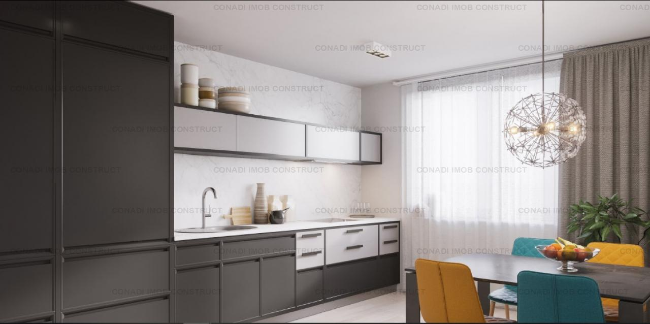 Herastrau - Nordului: Apartament penthouse (duplex)