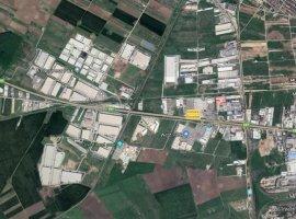 Spatiu industrial (hala si birouri) Militari A1 - DNCB