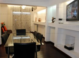 Dorobanti - Piata Romana: apartament 2 camere, mobilat si utilat, gata de mutare