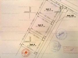 Vindem teren pentru casa sau vila in Otopeni pe strada Stefan cel Mare