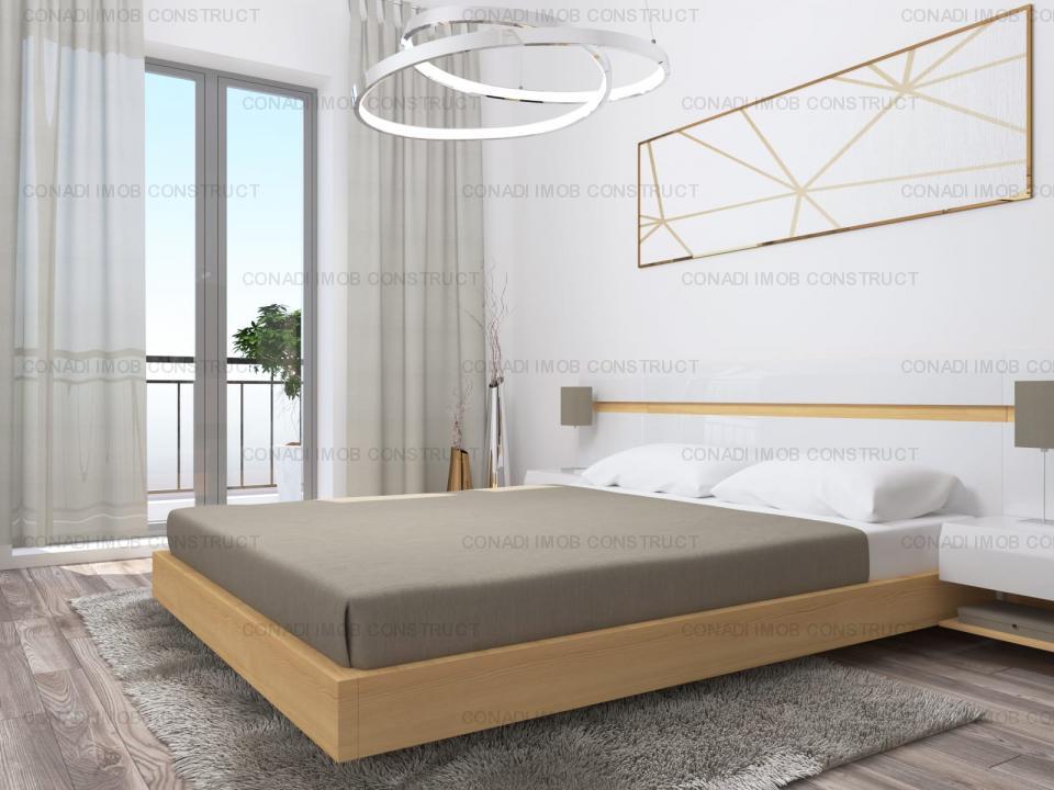De vanzare apartament 2 camere in bloc nou zona Moinesti