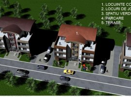 Teren Otopeni pretabil dezvoltare rezidentiala zona Stefan cel Mare