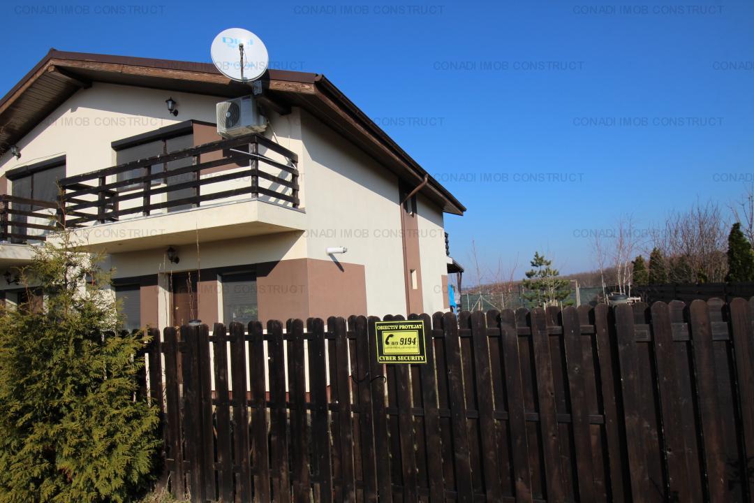 Vanzare vila tip duplex in Corbeanca, Tamasi