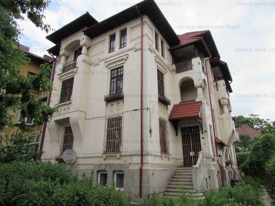 Investitie - Vila Hala Traian pretabila clinica /birouri//hotel boutique