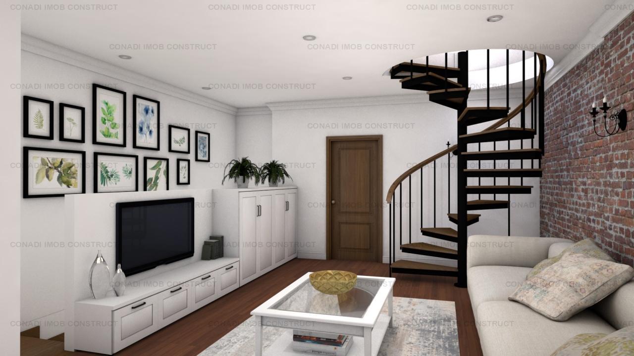 Vila ultracentrala constructie noua - liant intre clasic si modern