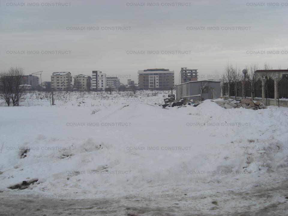 Teren pentru dezvoltare rezidentiala
