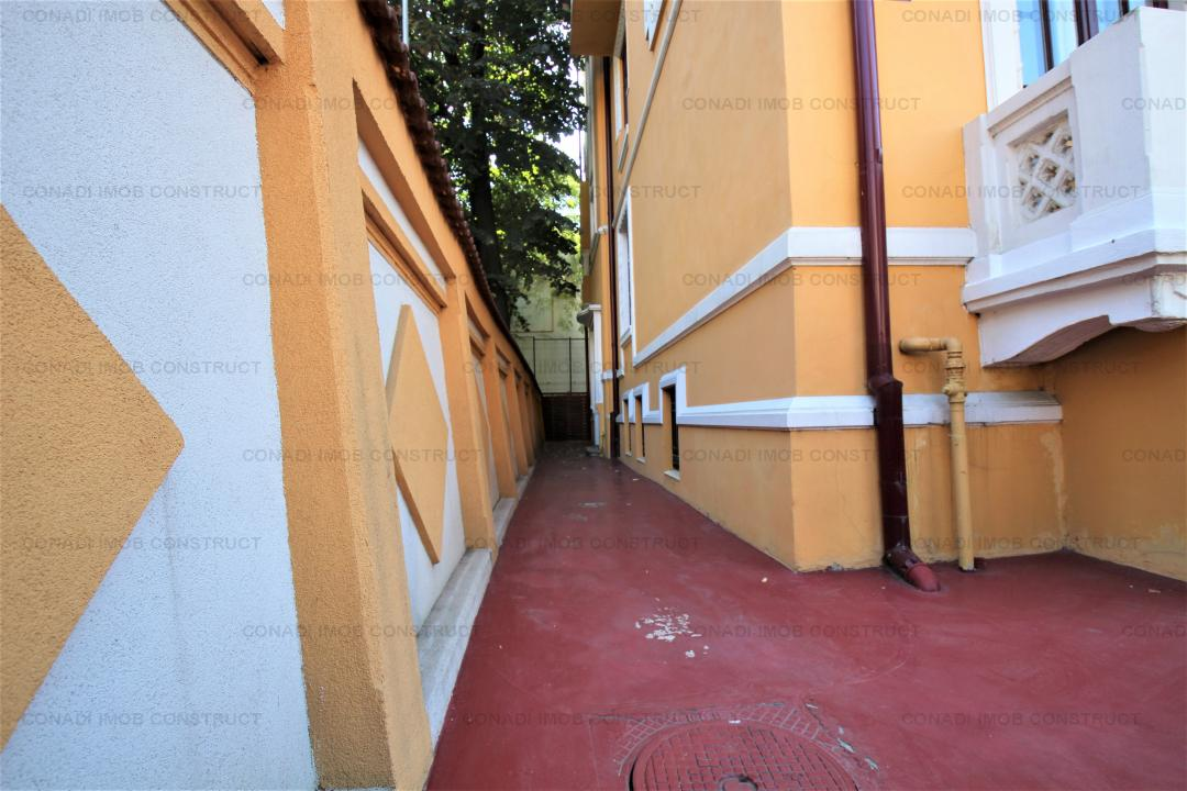 Vila istorica in zona exclusivista