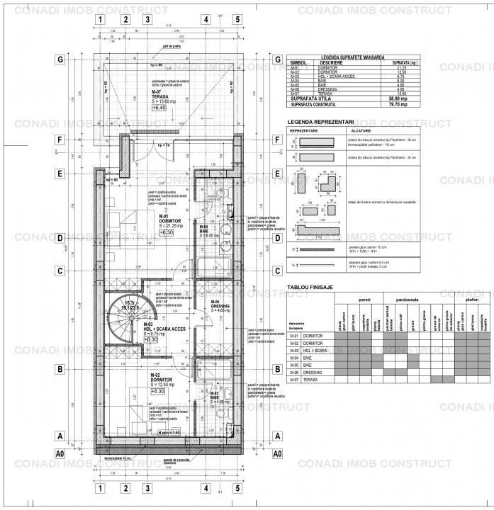 Spatiu de birouri in vila nou construita zona Cismigiu - Stirbei Voda